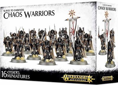 Einfach und sicher online bestellen: Warhammer: Regiment der Krieger des Chaos in Österreich kaufen.