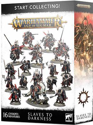 Einfach und sicher online bestellen: Warhammer: Start Collecting Slaves to Darkness in Österreich kaufen.