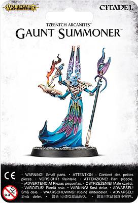 Einfach und sicher online bestellen: Warhammer: Tzeentch Arcanites Gaunt Summoner in Österreich kaufen.