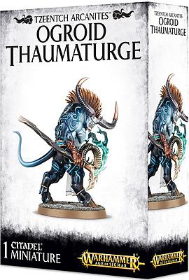 Einfach und sicher online bestellen: Warhammer: Tzeentch Arcanites Ogroid Thaumaturge in Österreich kaufen.