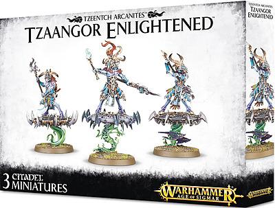 Einfach und sicher online bestellen: Warhammer: Tzeentch Arcanites Tzaangor Enlightened in Österreich kaufen.