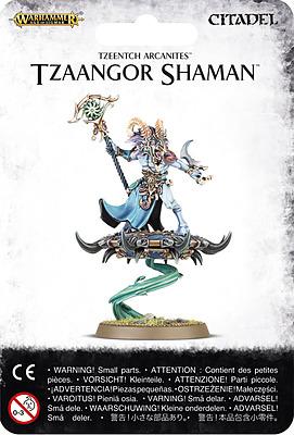 Einfach und sicher online bestellen: Warhammer: Tzeentch Arcanites Tzaangor Shaman in Österreich kaufen.