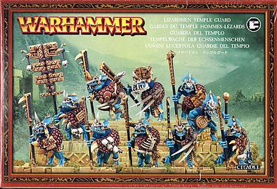 Einfach und sicher online bestellen: Warhammer: Tempelwache der Echsenmenschen in Österreich kaufen.