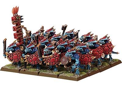 Einfach und sicher online bestellen: Warhammer: Seraphon Saurus Warriors in Österreich kaufen.