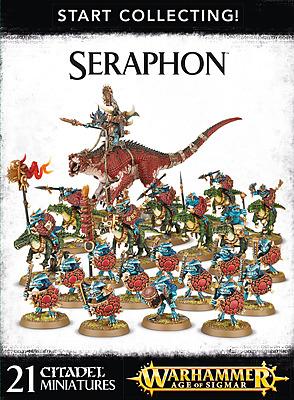 Einfach und sicher online bestellen: Warhammer: Start Collecting Seraphon in Österreich kaufen.