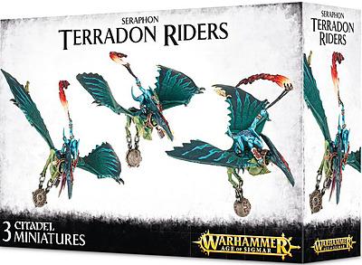 Einfach und sicher online bestellen: Warhammer: Seraphon Terradon Riders in Österreich kaufen.