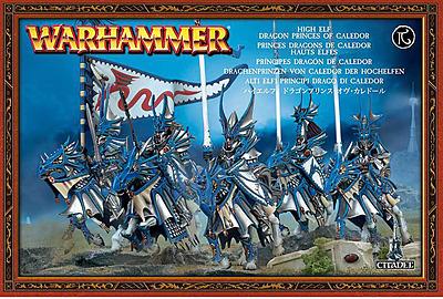 Einfach und sicher online bestellen: Warhammer: Drachenprinzen von Caledor in Österreich kaufen.