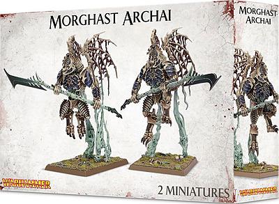 Einfach und sicher online bestellen: Warhammer: Morghast Archai / Harbingers in Österreich kaufen.