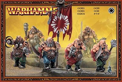 Einfach und sicher online bestellen: Warhammer: Oger in Österreich kaufen.