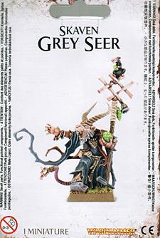 Einfach und sicher online bestellen: Warhammer: Greyseer in Österreich kaufen.