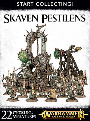 Einfach und sicher online bestellen: Warhammer: Start Collecting Skaven Pestilens in Österreich kaufen.