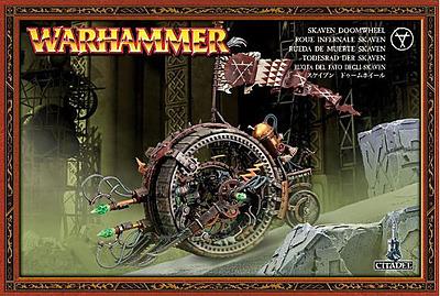 Einfach und sicher online bestellen: Warhammer: Todesrad der Skaven in Österreich kaufen.