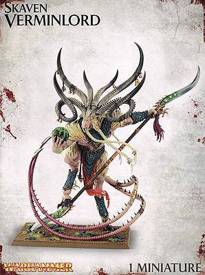 Einfach und sicher online bestellen: Warhammer: Skaven Verminlord in Österreich kaufen.