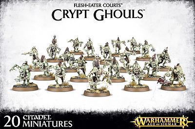 Einfach und sicher online bestellen: Warhammer: Flesh-Eater Courts Crypt Ghouls in Österreich kaufen.