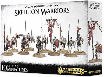 Einfach und sicher online bestellen: Warhammer: Skeleton Warriors in Österreich kaufen.
