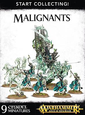 Einfach und sicher online bestellen: Warhammer: Start Collecting Malignants in Österreich kaufen.