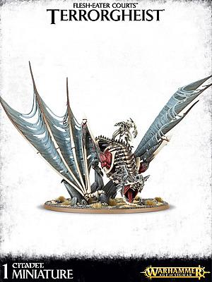 Einfach und sicher online bestellen: Warhammer: Flesh-Eater Courts Terrorgheist in Österreich kaufen.