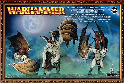 Einfach und sicher online bestellen: Warhammer: Flesh-Eater Courts Crypt Flayers in Österreich kaufen.