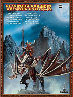 Einfach und sicher online bestellen: Warhammer: Vampirfürst auf Zombiedrachen in Österreich kaufen.