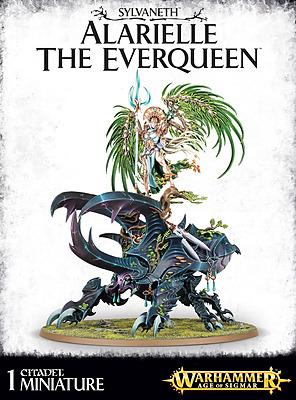 Einfach und sicher online bestellen: Warhammer: Sylvaneth Alarielle the Everqueen in Österreich kaufen.