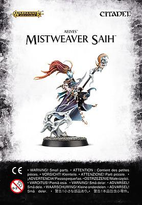 Einfach und sicher online bestellen: Warhammer: Aelves Mistweaver Saih in Österreich kaufen.