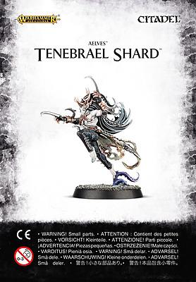 Einfach und sicher online bestellen: Warhammer: Aelves Tenebrael Shard in Österreich kaufen.
