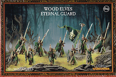 Einfach und sicher online bestellen: Warhammer: Eternal Guard/Wildwood Rangers in Österreich kaufen.