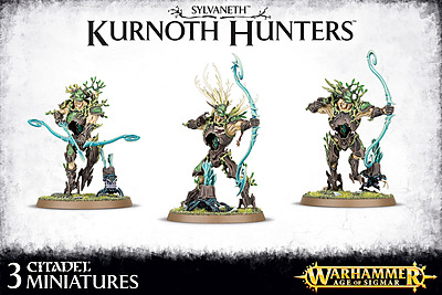 Einfach und sicher online bestellen: Warhammer: Sylvaneth Kurnoth Hunters in Österreich kaufen.