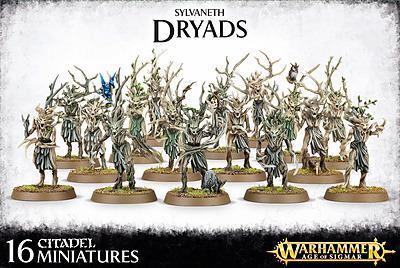Einfach und sicher online bestellen: Warhammer: Sylvaneth Dryads in Österreich kaufen.