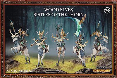 Einfach und sicher online bestellen: Warhammer: Sisters of the Thorn/Wild Riders in Österreich kaufen.
