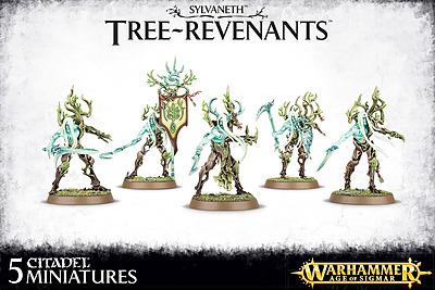 Einfach und sicher online bestellen: Warhammer: Sylvaneth Tree-Revenants in Österreich kaufen.