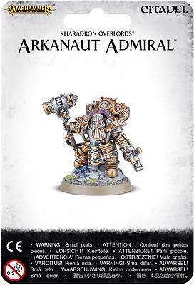 Einfach und sicher online bestellen: Warhammer: Kharadron Overlords Arkanaut Admiral in Österreich kaufen.