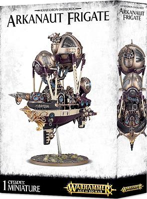 Einfach und sicher online bestellen: Warhammer: Kharadron Overlords Arkanaut Frigate in Österreich kaufen.