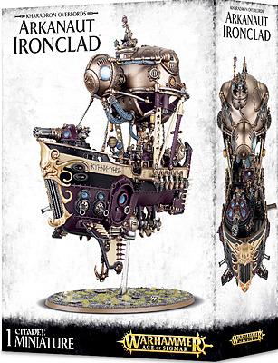Einfach und sicher online bestellen: Warhammer: Kharadron Overlords Ironclad in Österreich kaufen.