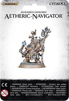 Einfach und sicher online bestellen: Warhammer: Kharadron Overlords Aetheric Navigator in Österreich kaufen.