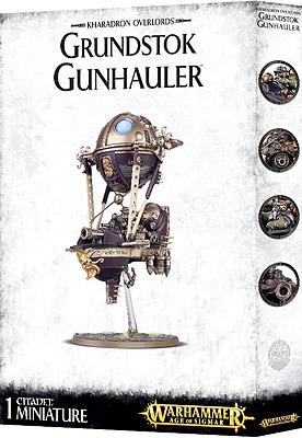 Einfach und sicher online bestellen: Warhammer Kharadron Overlords Grundstock Gunhauler in Österreich kaufen.