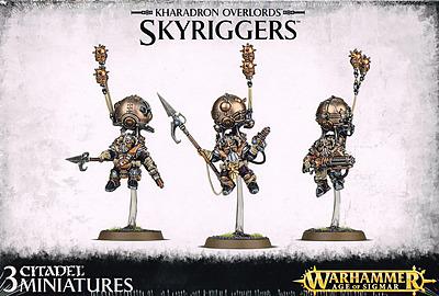 Einfach und sicher online bestellen: Warhammer: Kharadron Overlords Skyriggers in Österreich kaufen.
