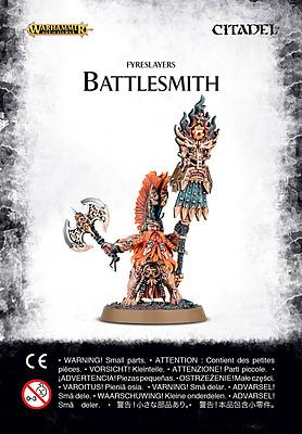 Einfach und sicher online bestellen: Warhammer: Fyreslayers Battlesmith in Österreich kaufen.
