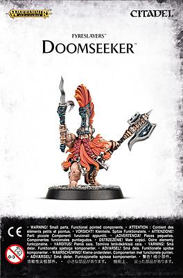 Einfach und sicher online bestellen: Warhammer: Fyreslayers Doomseeker in Österreich kaufen.