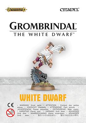 Einfach und sicher online bestellen: Warhammer: Grombrindal The White Dwarf in Österreich kaufen.