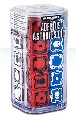 Einfach und sicher online bestellen: Citadel Astartes Dice Set in Österreich kaufen.