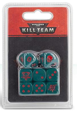 Einfach und sicher online bestellen: Kill Team Drukhari Dice in Österreich kaufen.