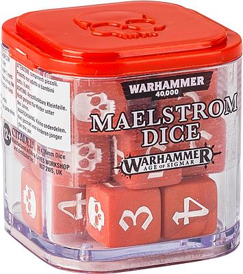 Einfach und sicher online bestellen: Citadel Maelstrom Dice in Österreich kaufen.
