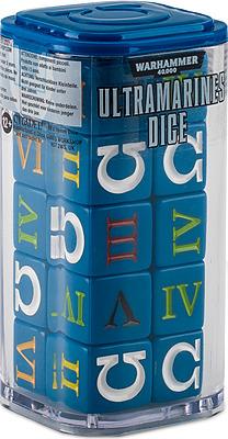 Einfach und sicher online bestellen: Citadel Ultramarines Dice in Österreich kaufen.