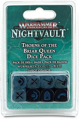Einfach und sicher online bestellen: Citadel Underworld Thorns of the Briar Queen Dice in Österreich kaufen.