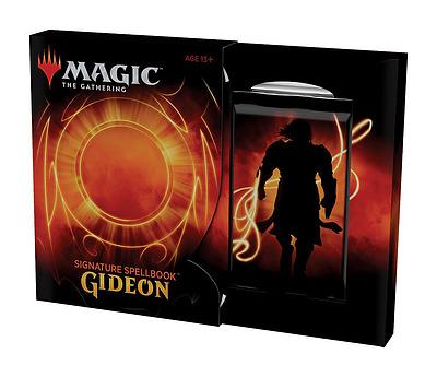 Einfach und sicher online bestellen: MTG: Signature Spellbook Gideon in Österreich kaufen.