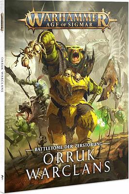 Einfach und sicher online bestellen: Battletome: Orruk Warclans in Österreich kaufen.