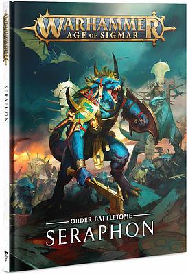 Einfach und sicher online bestellen: Battletome: Seraphon in Österreich kaufen.