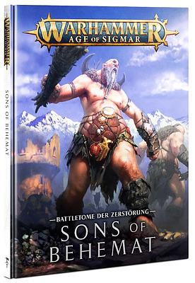 Einfach und sicher online bestellen: Battletome: Sons of Behemat in Österreich kaufen.