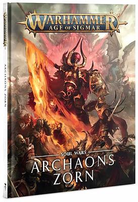 Einfach und sicher online bestellen: Soul Wars: Archaons Zorn in Österreich kaufen.